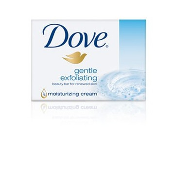 Dove Gentle Exfoliating Soap 100GM