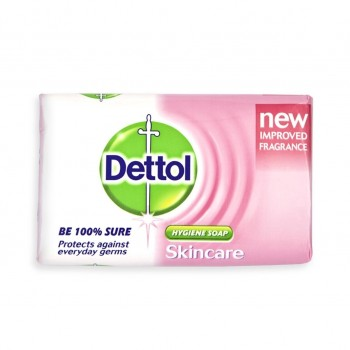 Dettol Soap Skincare (125gm x 4)