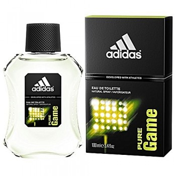 Adidas Pure Game Natural Spray EDT 100 ml