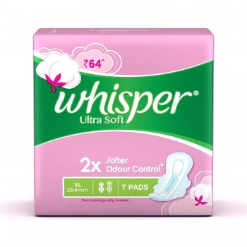 Whisper Ultra Soft XL + 7 Pads