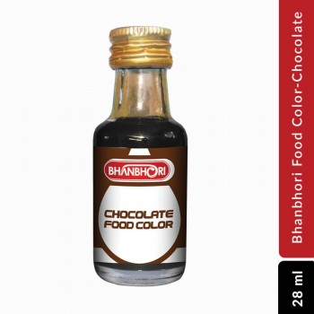 Bhanbhori Food Color-Chocolate, 28 ml