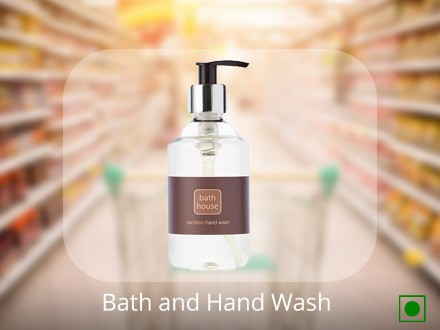 Bath and Hand Wash