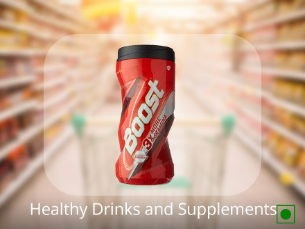 Healthy Drinks and Supplements