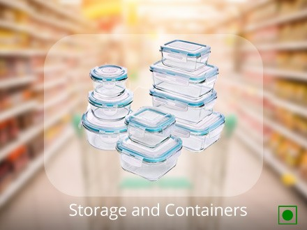 Storage and Containers