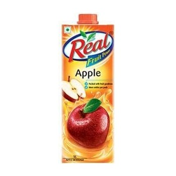 Real Fruit Apple 1 Ltr