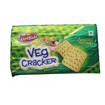 Westbake Veg cracker- 280gm