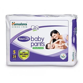 Himalaya Total Care Baby Pant Diaper Small,