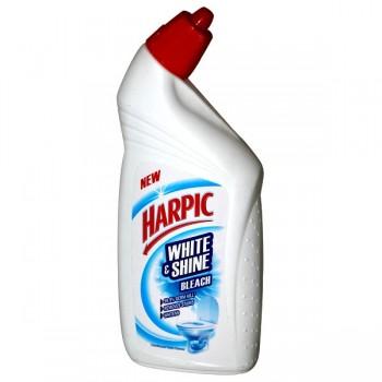 Harpic White & Shine Bleach 500ml
