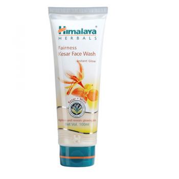 Himalayan Herbals Kesar Face Wash (Free Fairness) 100ml
