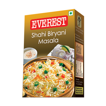Everest shahi biryani masala  - 50gm