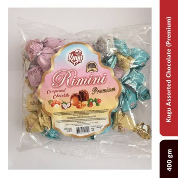 Kugu Assorted Chocolate 400g (Rimini Premium)