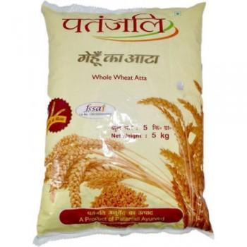 Patanjali Wheat Atta 5kg