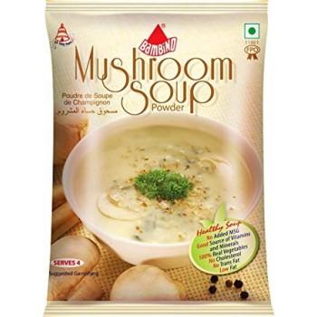 Bambino Mushroom Soup