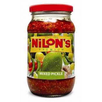 Nilon's Mixed Pickle 500 gm