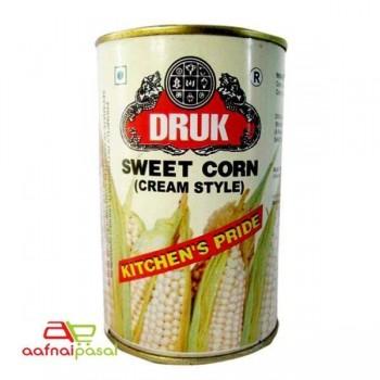 Druk Sweet Corn (cream style) 450g
