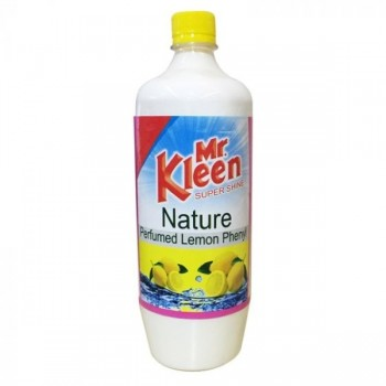 Mr.Kleen Phenyl White Toilet Cleaner Perfumed Lemon 1ltr