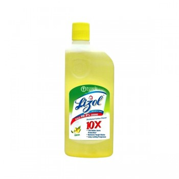 Lizol Floor Cleaner Floral Stain for Germs 1btl