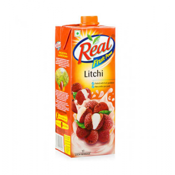 Real Fruit Litchi 1 Ltr