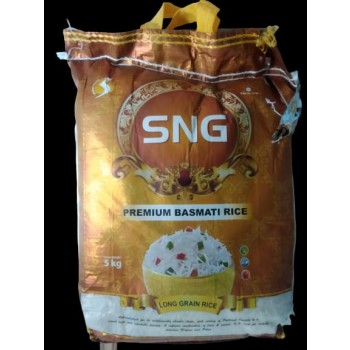 SNG Rice - 5kg