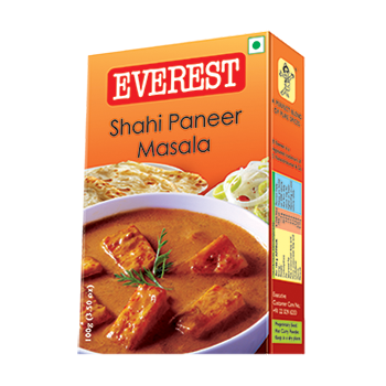 Everest shahi paneer masala -100gm