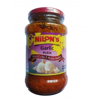 Nilon's garlic pickle - 400g