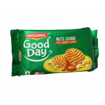 Britannia Good day nuts Biscuits cookies