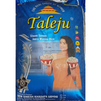 Taleju Steam Jeera Masino Rice 25kg