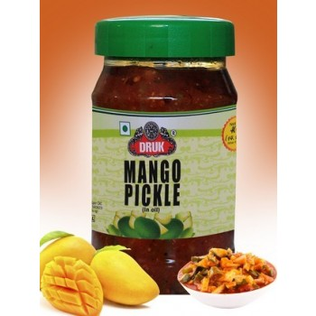 Druk Mango pickle - 400gm